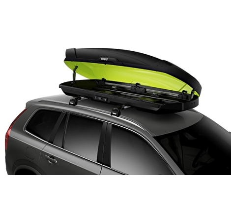 Takbox Thule Motion XT XL Svart matt - 500 Liter Limited Edition