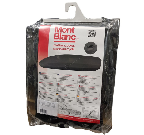 Skyddsöverdrag takbox Mont Blanc Stl. XL