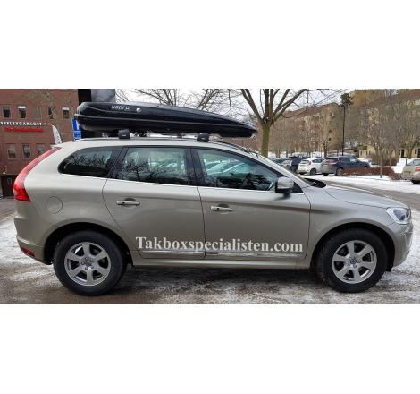 Takbox Hapro Zenith 8.6 På Volvo XC60