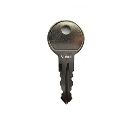 Nyckel Packline NX Serien NXXX